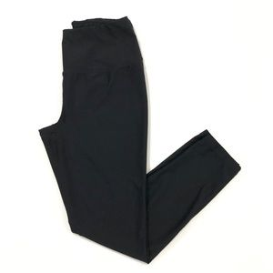 Reebok High Rise Black Active Leggings Tights